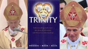 Trinity knjiga - Papstvo